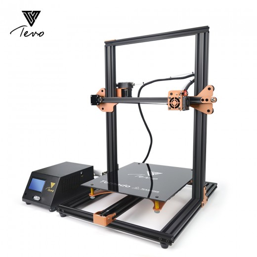 3D Принтер 2020 Newest TEVO Tornado Impresora 3d with Titan Extruder