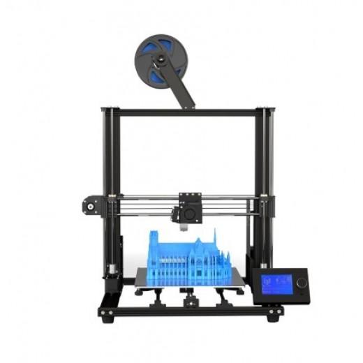 3D принтер Anet A8 plus, размер печати, полностью металлическая рама, высокоточный экструдер,300*300*350мм