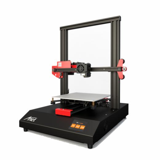 3D принтер Anet ET4, размер печати, полностью металлическая рама, высокоточный экструдер,235*235*250мм