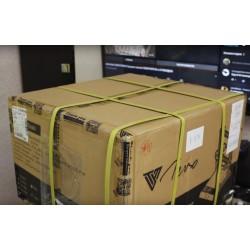 Распаковка принтера нашим клиентом