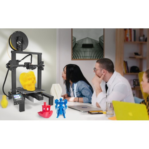3D принтер Tevo-LONGER LK4 3D  220*220*250 мм