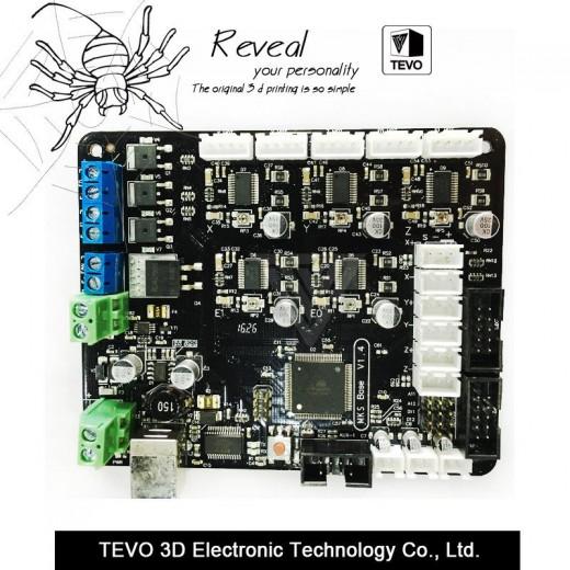 TEVO 3D Printer parts MKS Base V1.4 3D Printer Control Board Ramps1.4 Compatible