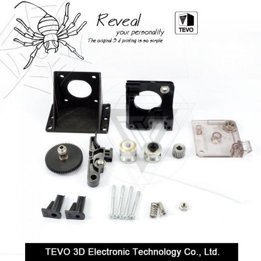 Полный комплект титанового экструдера для 3d принтера TEVO Tornado and Tarantula