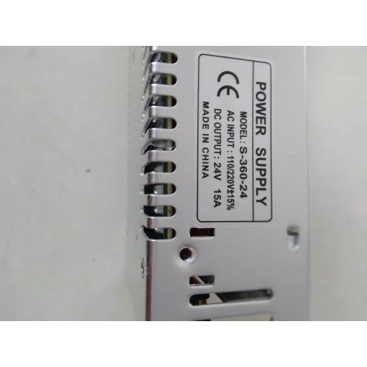 S-360-24 Источник питания постоянного тока 24 В 500W