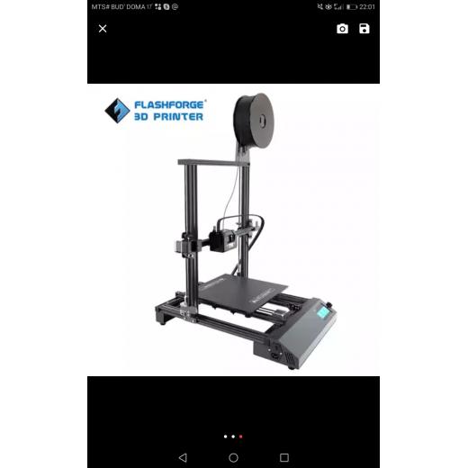 3D принтерTevo-Flashforge Thor500,  3D-принтер большого размера 500*500*500 мм