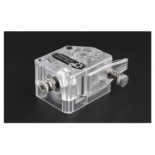BMG экструдер клон двойной привод экструдер обновление экструдера Bowden 1,75 мм нить для 3D-принтера CR10 Ender 3 pro